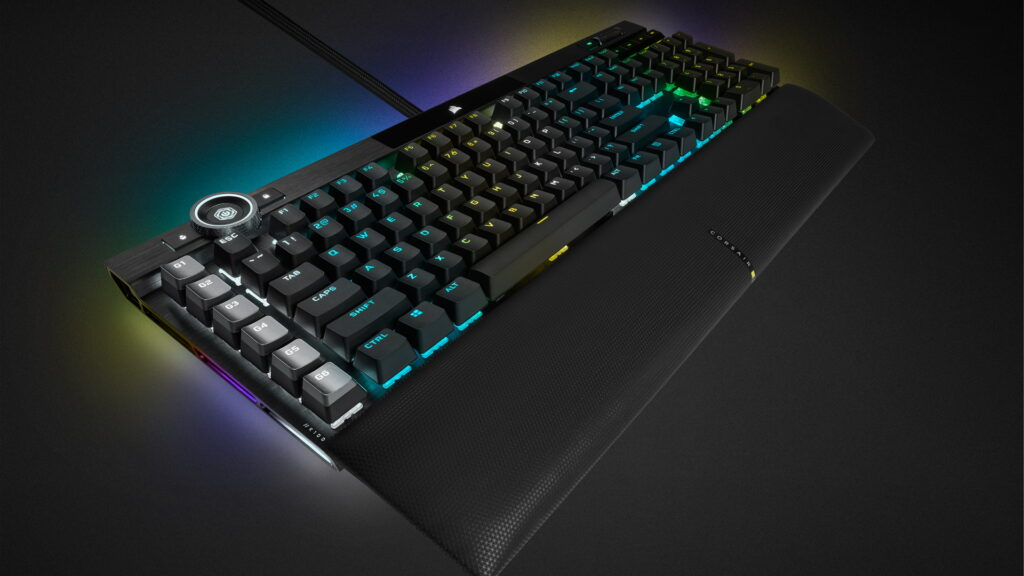 It is the top keyboard for gaming and for other works, completely smooth. It has premium options. Corsair is an Enormous keyboard. If we discuss its features or specifications. It is a completely lightning keyboard, USB, most the software, and RGB all time.