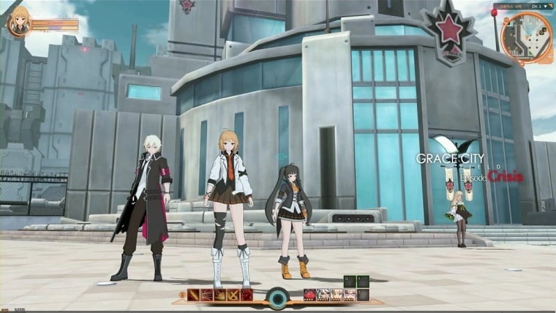 anime MMO games